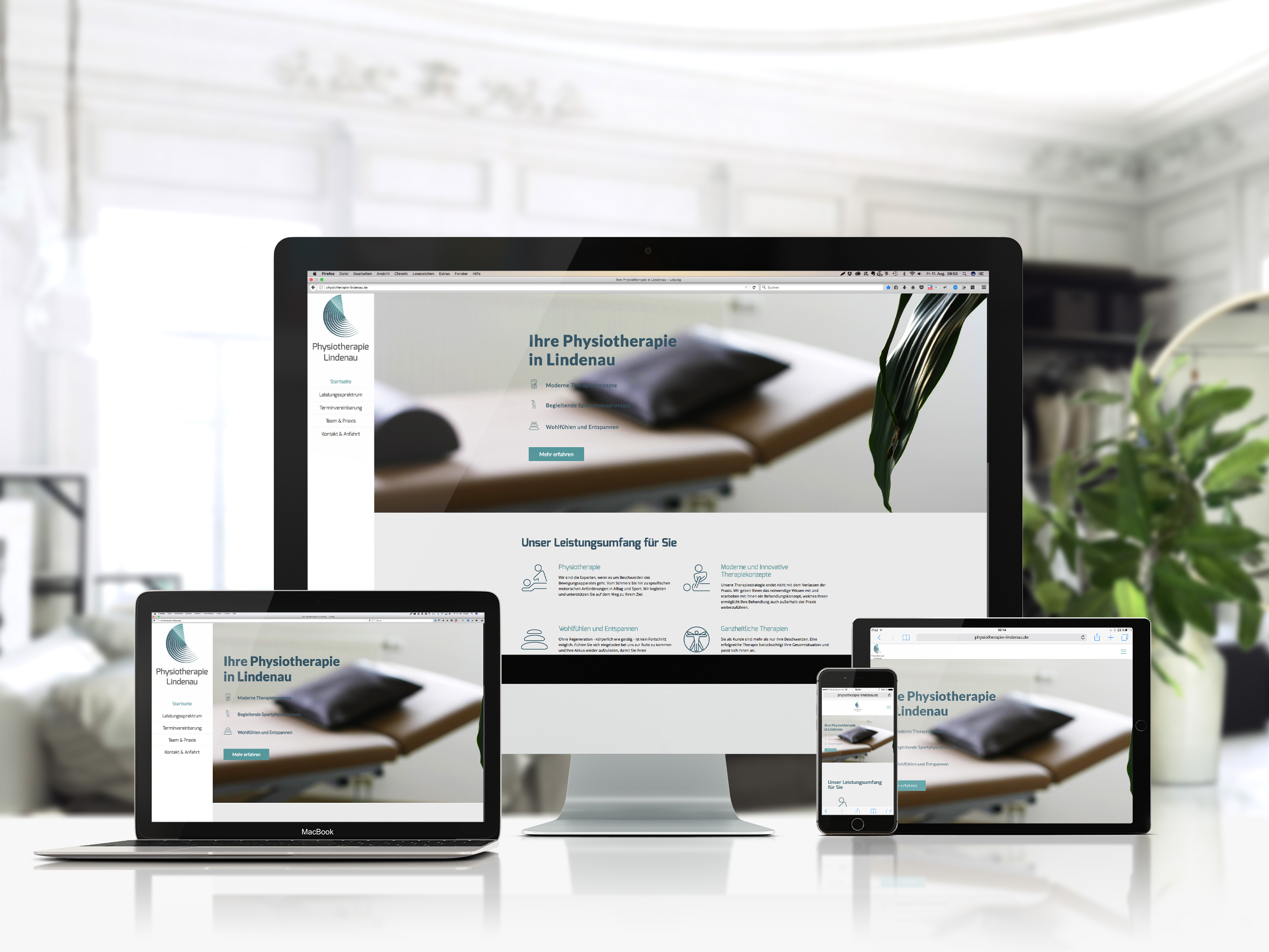 Mockup_Website_Physiotherapie